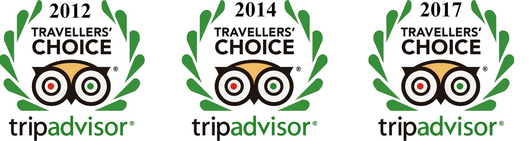 The LimeTree Hotel TripAdvisor Awards