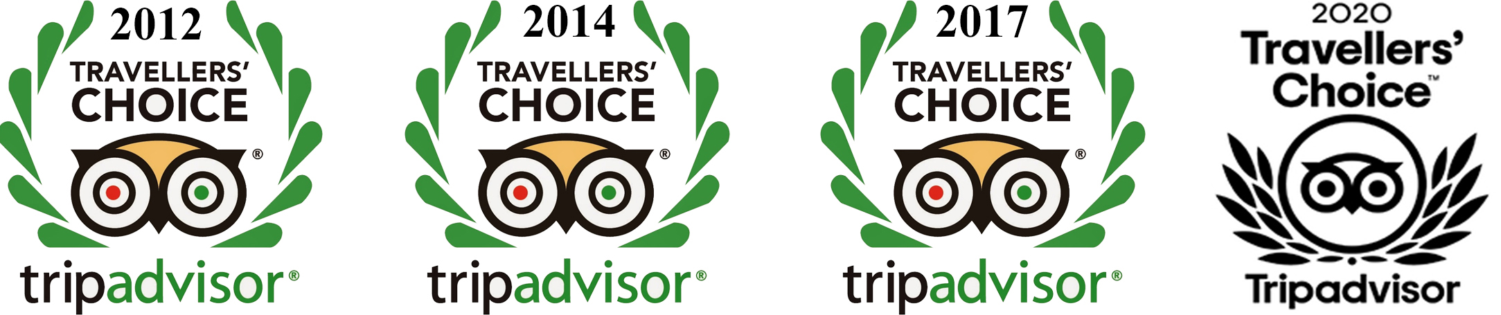 The LimeTree Hotel TripAdvisor Awards